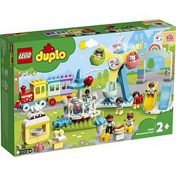 LEGO DUPLO Town Парк развлечений