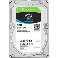 "Жесткий диск HDD 6Tb Seagate SkyHawk ST6000VX001, 3.5"", 256Mb, SATA III"