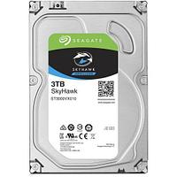 "Жесткий диск HDD 3Tb Seagate SkyHawk ST3000VX009, 3.5"", SATA III"