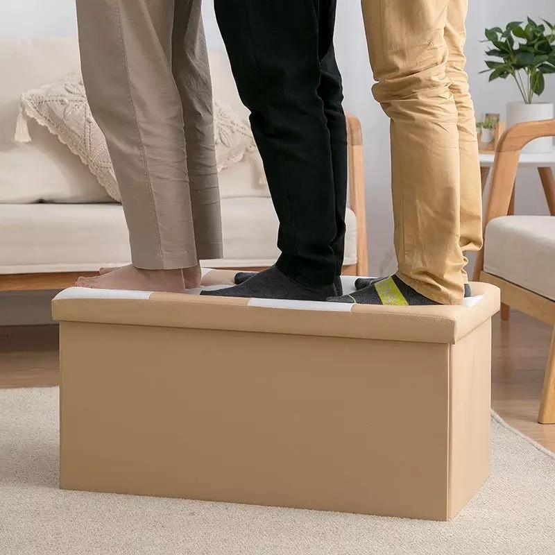 Складной табурет, коробка для хранения - фото 5