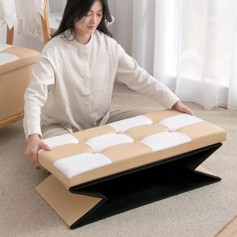Складной табурет, коробка для хранения - фото 4