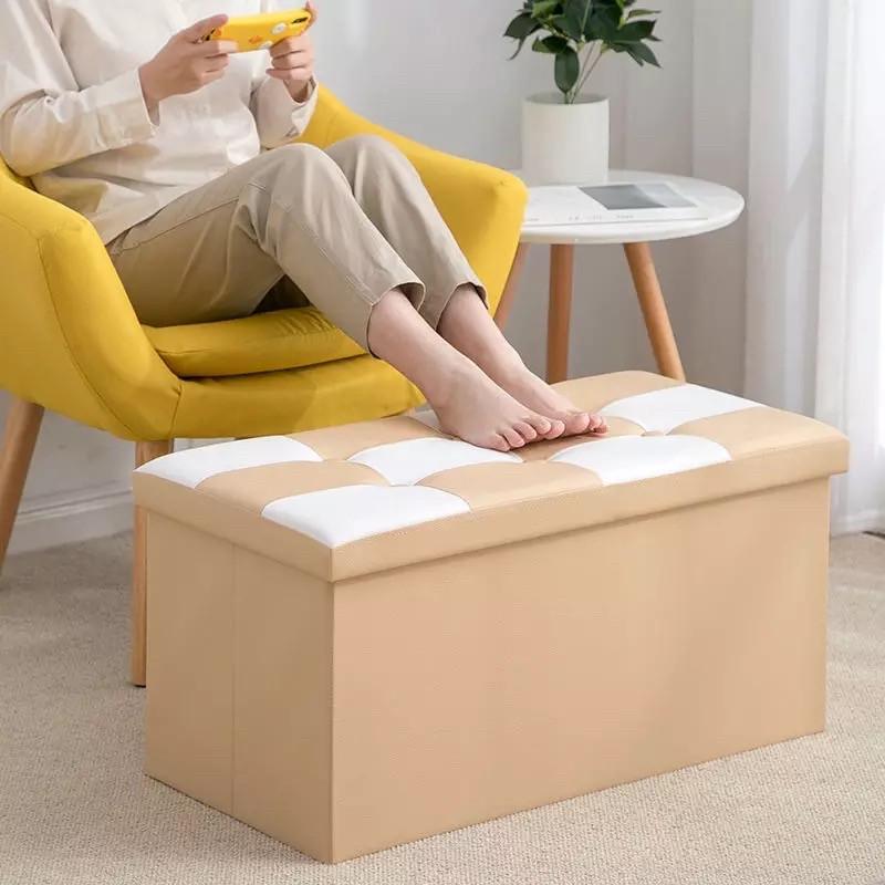 Складной табурет, коробка для хранения - фото 6