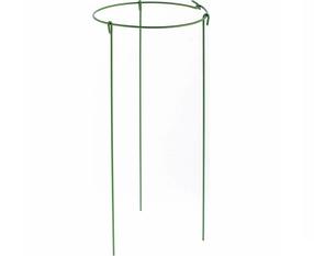 Опора для растений круглая, d21 h45, 3шт./упак, металл в пластике PALISAD