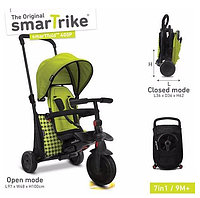 Велосипед Smartrike Smartfold 400P Green