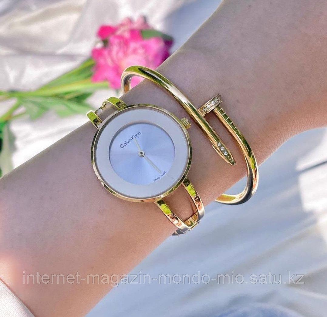 Эксклюзивный набор Часы и браслет Гвоздь.