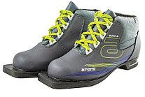 Лыжные ботинки А200 Jr Grey, Крепление: 75мм (31)