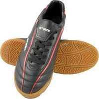 Бутсы футбольные, черн/красн, синтетическая кожа, SD500 INDOOR (35)