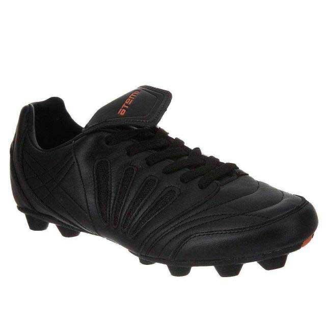 Бутсы футбольные, чёрн, натуральная кожа, SD765 MSR (45)