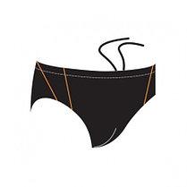 ВМ 1 1 Плавки мужские для бассейна, черный.,  (48)