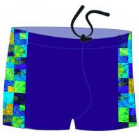 Плавки-шорты детские для бассейна, с принт. вставками, BB 9 19 (40)