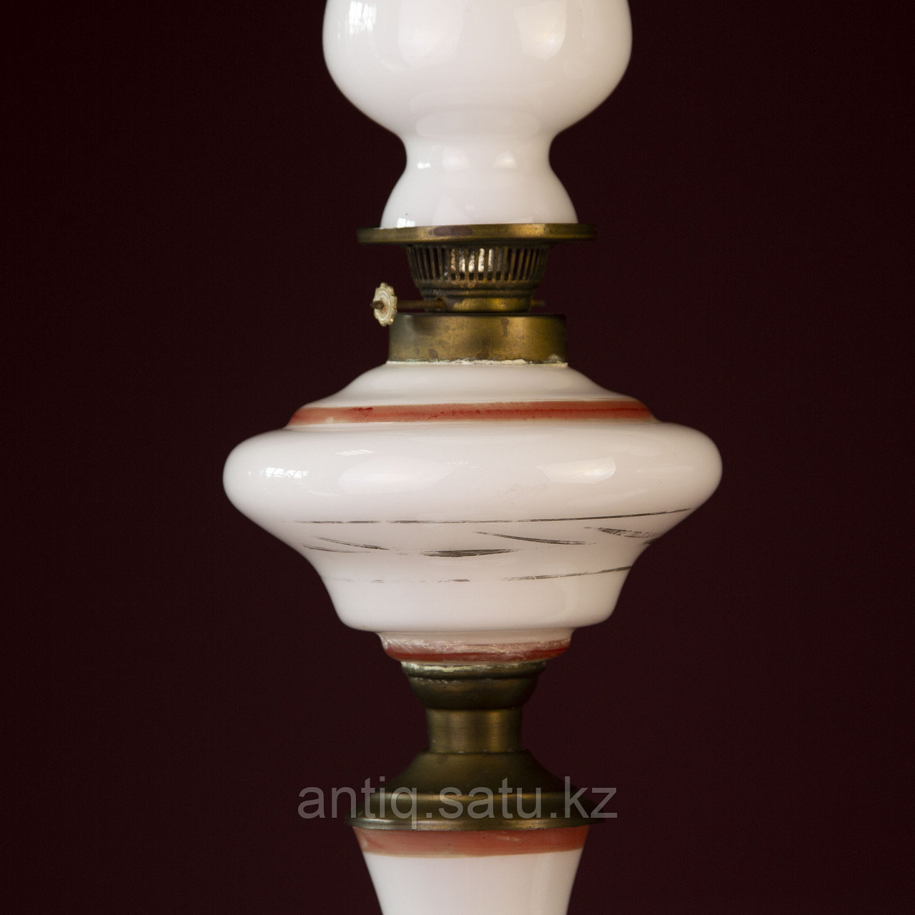 Парные керосиновые лампы с пейзажами Западная Европа. Конец XIX начало ХХ века - фото 4