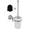 Ерш для туалета Fixsen Bogema FX-78513A с дополнительной щеткой белый