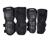 Защитные наколенники Vemara для мотоцикла, для рук и ног