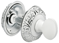 MORELLI завертка сантехническая MH-WC-CLP W/PC, белый/хром