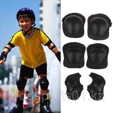 Защита для роликовых коньков, велосипеде, скейтборде детская (010)