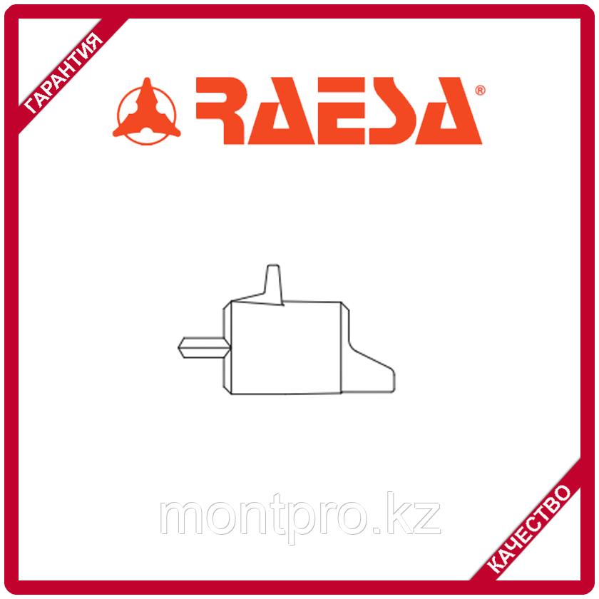 """Заглушка с гидравлическим соединением типа """"H"""" RAESA"""