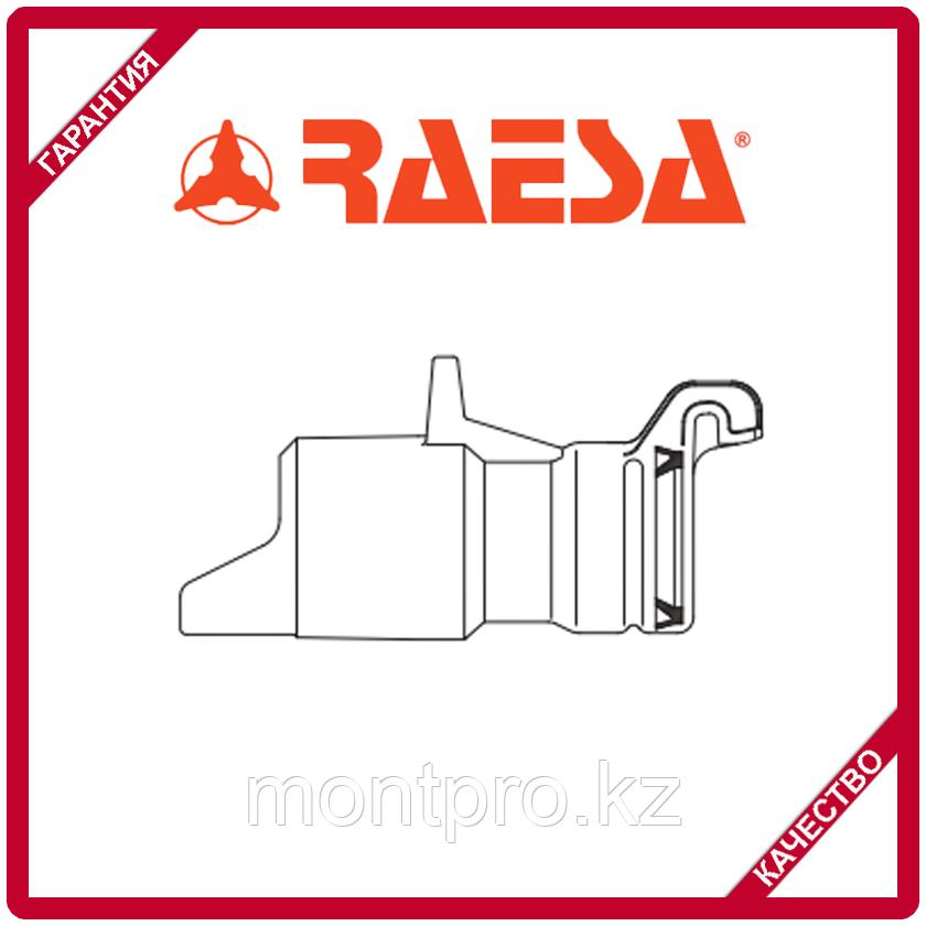 """Муфта обжимная с гидравлическим соединением типа """"H"""" RAESA"""