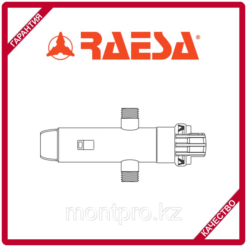 """Крестовина с резьбовыми отводами с гидравлическим соединением типа """"H"""" RAESA"""