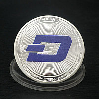 Сувенирная монета Dash, толщина 3 мм