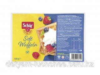 Вафли мягкие десертные (Soft Waffeln) 100 гр.