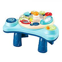Развивающий столик 3в1 Pituso Умный Я (свет, звук) Голубой