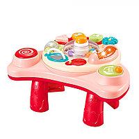 Развивающий столик 3в1 Pituso Умный Я (свет, звук) Красный