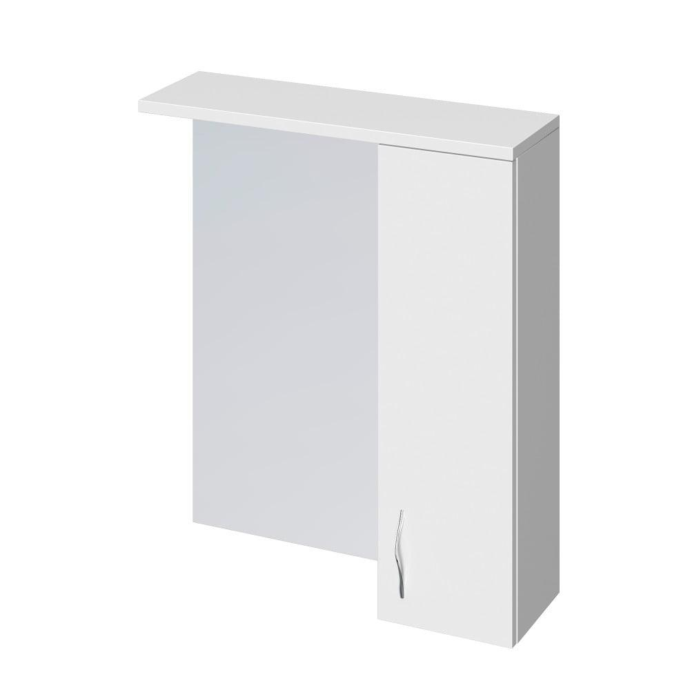 Зеркало-шкаф ERICA NEW 60 60*70 с подсветкой правая белый(F-LS-ERN60-Os) - фото 1