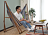 """Гамак-кресло каркасный 2в1 """"Лагуна"""", фото 7"""