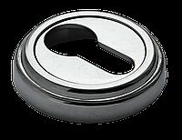 Ключевая накладка MORELLI MH-KH-CLASSIC PC, хром
