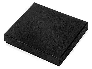 Подарочная коробка 13 х 14,8 х 2,9 см, черный