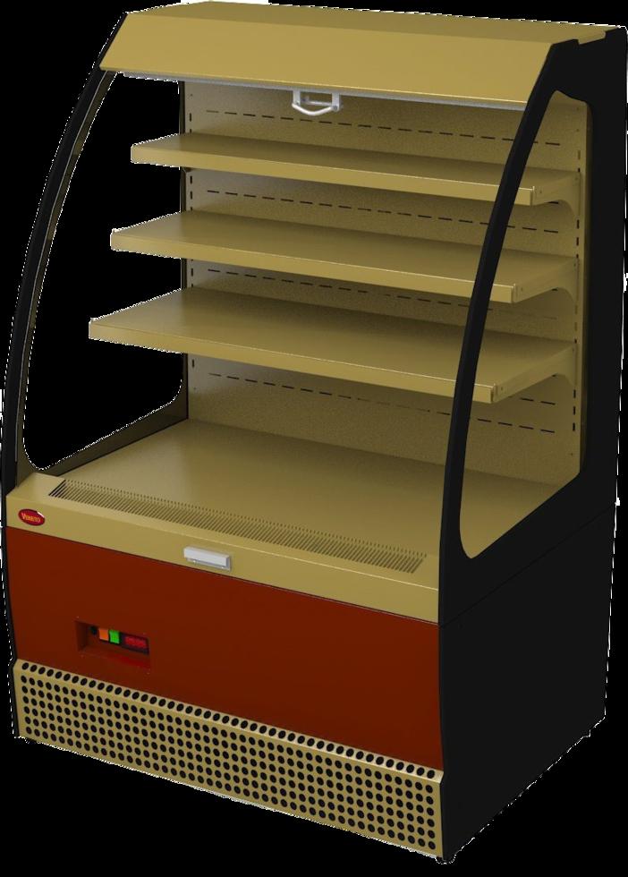 Холодильная витрина Veneto VSo-0,95GK (краш.)