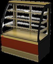 Холодильная витрина Veneto VS-1,3 (краш.)