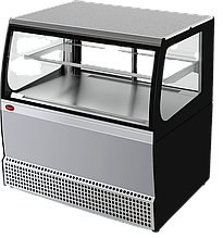 Холодильная витрина Veneto VSk-0,95 (нерж.)