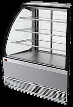 Холодильная витрина Veneto VS-UN (нерж.)