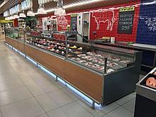 Холодильная витрина Валенсия ВХСо-3,75