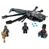 LEGO: Корабль Чёрной Пантеры «Дракон» Super Heroes 76186