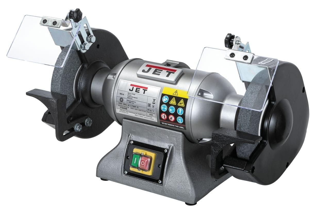 Станок заточный JET IBG-8