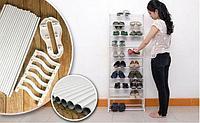 Органайзер-стойка для обуви Amazing Shoe Rack (Эмейзинь Шу Рэк), 10 полок