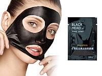 Маска от черных точек Pilaten Black Mask - на одно нанесение