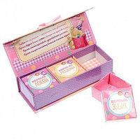 Набор памятных коробочек - для девочки