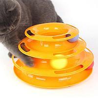 Игрушка с шариками для кошек - Мячики (Tower of tracks)