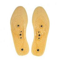 Магнито-массажные стельки мужские - Инь-Ян, размер 40-46