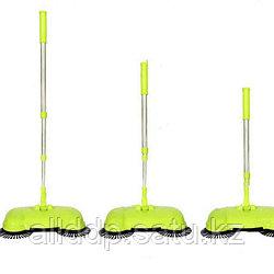 Автоматический турбо веник для уборки с щеткамии 3 в 1 Automatic Magic Sweeper (Аутомэтик Мэджик Свипэ)