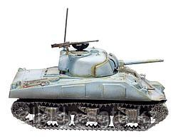 Сборная модель танка Sherman - World of Tanks
