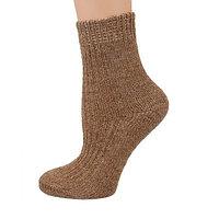 Носки из верблюжьей шерсти, размер 23