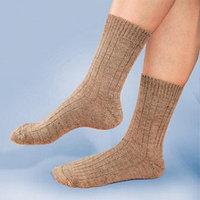 Носки из верблюжьей шерсти, размер 25 27