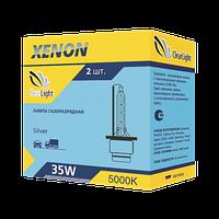 Лампа ксеноновая Clearlight D2S 5000K, 1 шт.