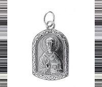 Нательная икона Николай Угодник - 1