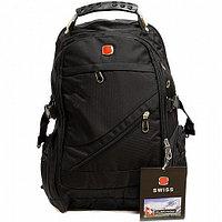 Рюкзак швейцарский 8810 USB и AUX
