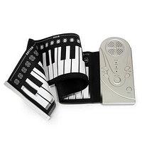 Гибкий синтезатор - резиновое пианино